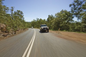 Driving to Kakadu