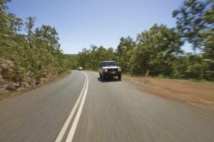 Driving to Kakadu