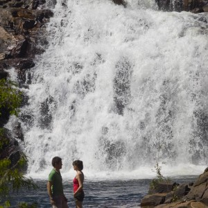 Waterfall in the NT