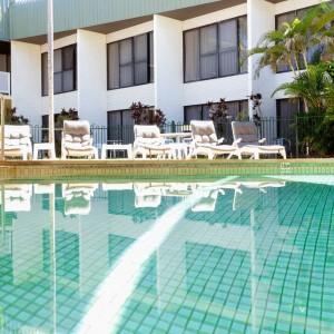 Crocodile Hotel Pool
