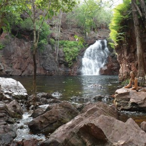 Litchfield National Park waterhole